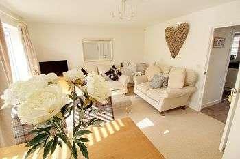 2 Bedrooms Semi Detached House for sale in Bath Close, Elsea Park, Bourne, PE10 0WX