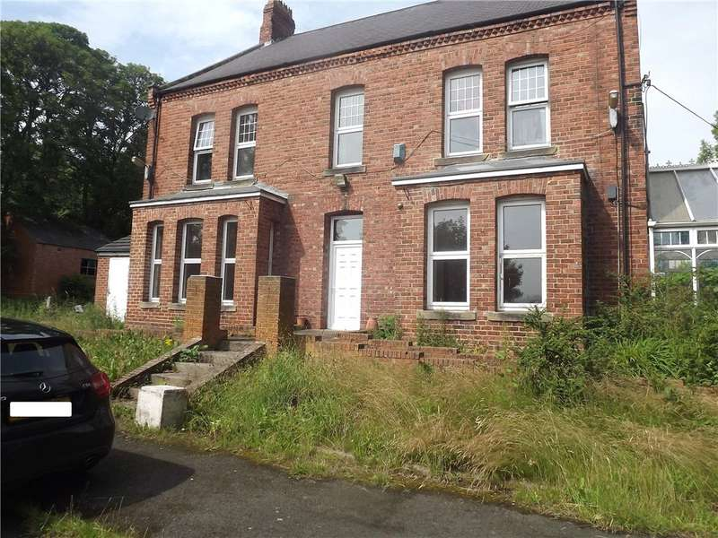 6 Bedrooms Plot Commercial for sale in Springfield House, West End Terrace, Willington, DL15