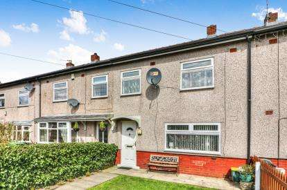 3 Bedrooms Terraced House for sale in Glenroy Avenue, Colne, Lancashire, ., BB8