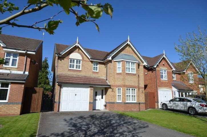4 Bedrooms Detached House for sale in Marlcroft Drive, Aigburth, Liverpool, L17