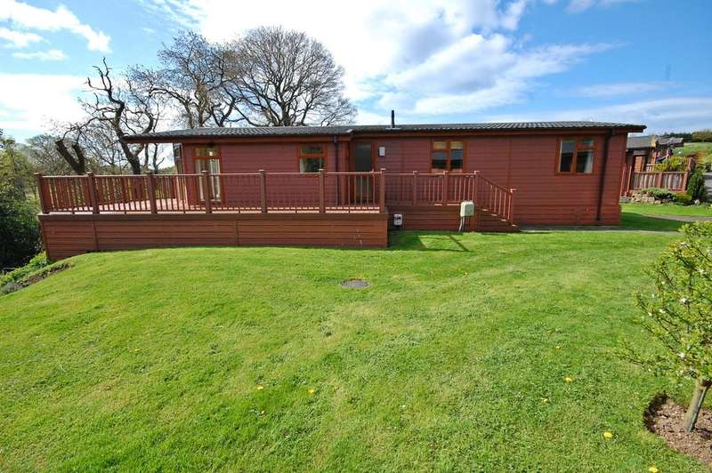 2 Bedrooms Detached Bungalow for sale in Finchale Abbey Village, Brasside, Durham