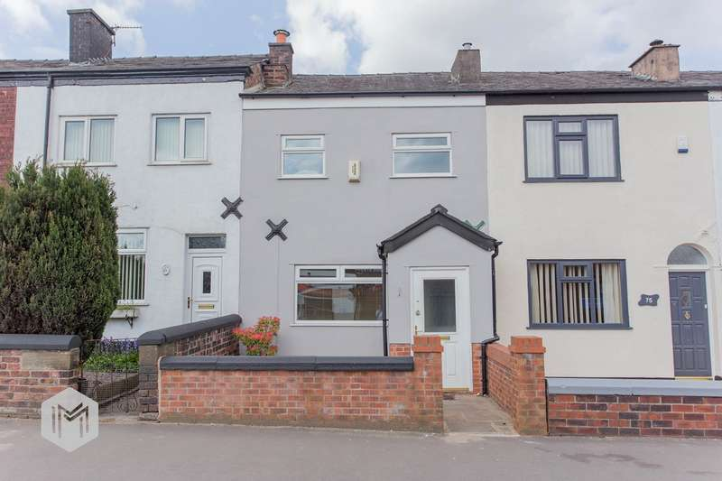 2 Bedrooms Terraced House for sale in Worsley Road North, Worsley, Manchester, M28