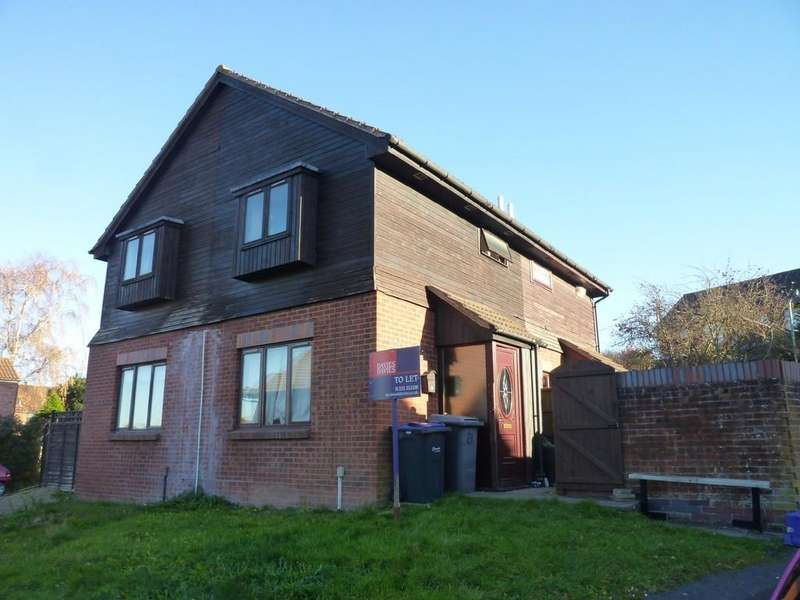 1 Bedroom Terraced House for rent in BREMERIDGE ROAD, WESTBURY