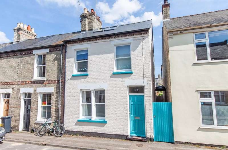 3 Bedrooms End Of Terrace House for sale in Sedgwick Street, Cambridge