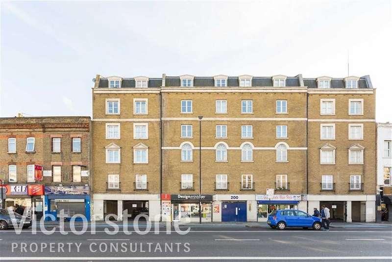 1 Bedroom Flat for sale in Mile End Road, Stepney Green, London