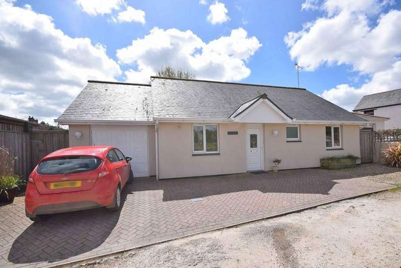 3 Bedrooms Detached Bungalow for sale in Grampound Road, Nr. Truro, Cornwall, TR2
