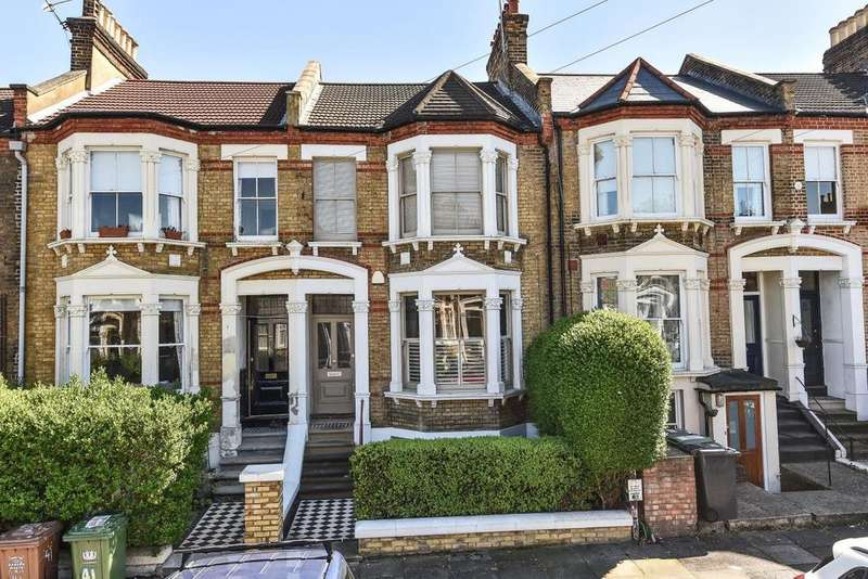 5 Bedrooms Terraced House for sale in Waller Road, Telegraph Hill