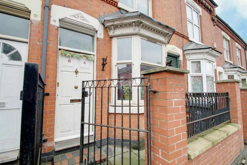 3 Bedrooms Terraced House for sale in Marfitt Street, Off Melton Road, Leicester