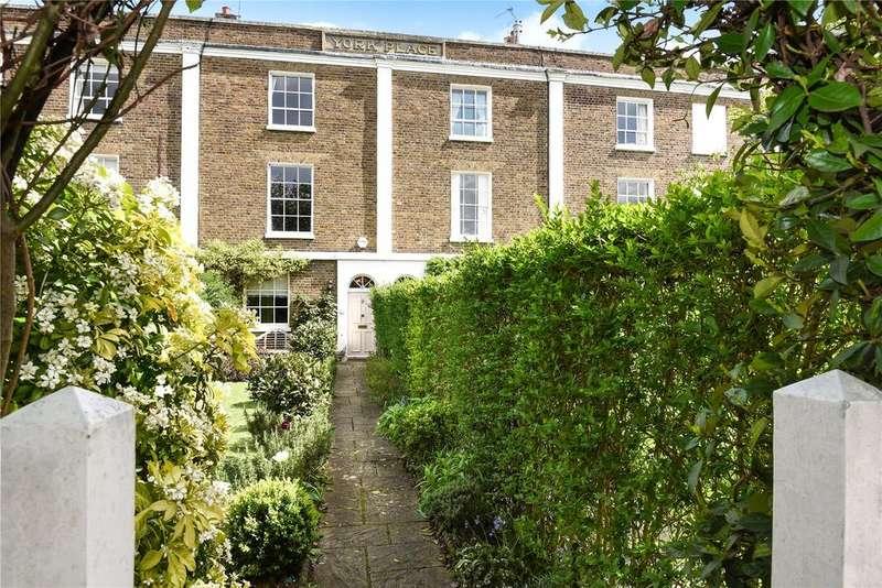 4 Bedrooms Terraced House for sale in Sheet Street, Windsor, Berkshire, SL4
