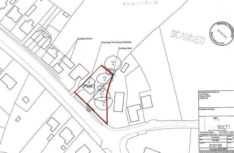 Plot Commercial for sale in Thames Street, Hogsthorpe