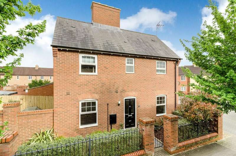 3 Bedrooms Semi Detached House for sale in Ryeland, Buckingham
