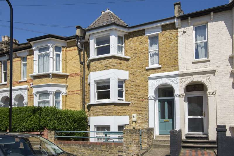 2 Bedrooms Flat for sale in Sach Road, London, E5