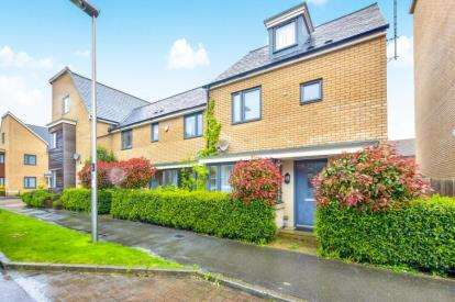4 Bedrooms End Of Terrace House for sale in Selkirk Drive, Oakridge Park, Milton Keynes, Buckinghamshire