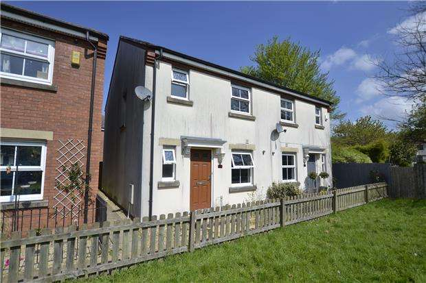 3 Bedrooms Semi Detached House for sale in New Charlton Way, BRISTOL, BS10 7TN
