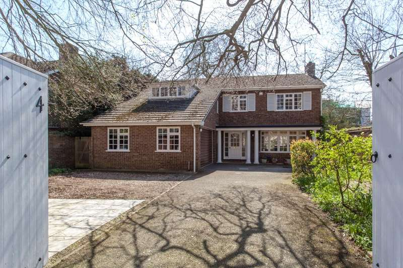 5 Bedrooms Detached House for sale in Institute Road, Marlow, Buckinghamshire, SL7