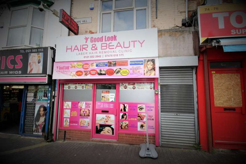 Shop Commercial for sale in Cape Hill, Smethwick, B66