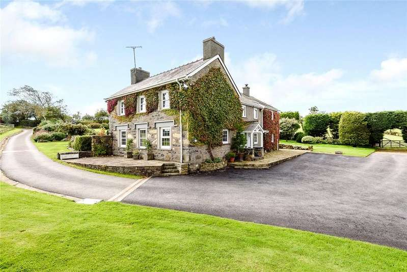 4 Bedrooms Detached House for sale in Abersoch, Pwllheli, Gwynedd