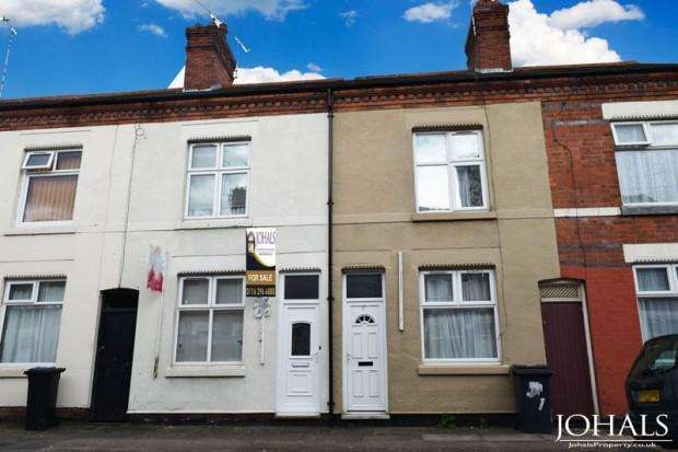 3 Bedrooms Terraced House for sale in Ullswater Street, Leicester, LE2