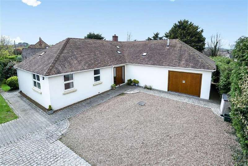 3 Bedrooms Bungalow for sale in Rhododendron Avenue, Sticklepath, Barnstaple, Devon, EX31
