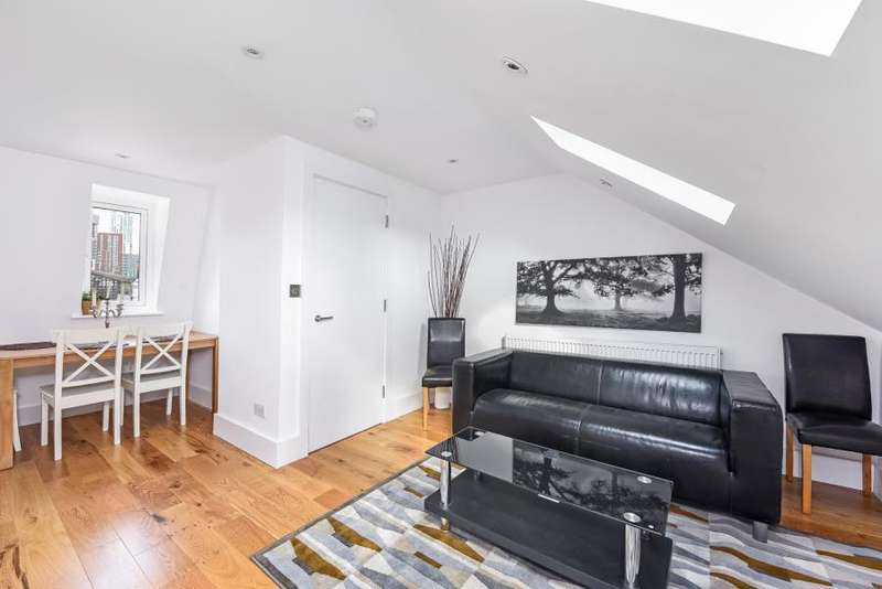 3 Bedrooms Flat for sale in Thorparch Road, SW8