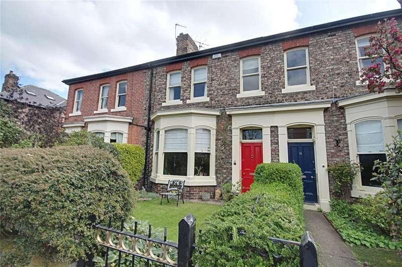4 Bedrooms Terraced House for sale in Albert Road, Eaglescliffe