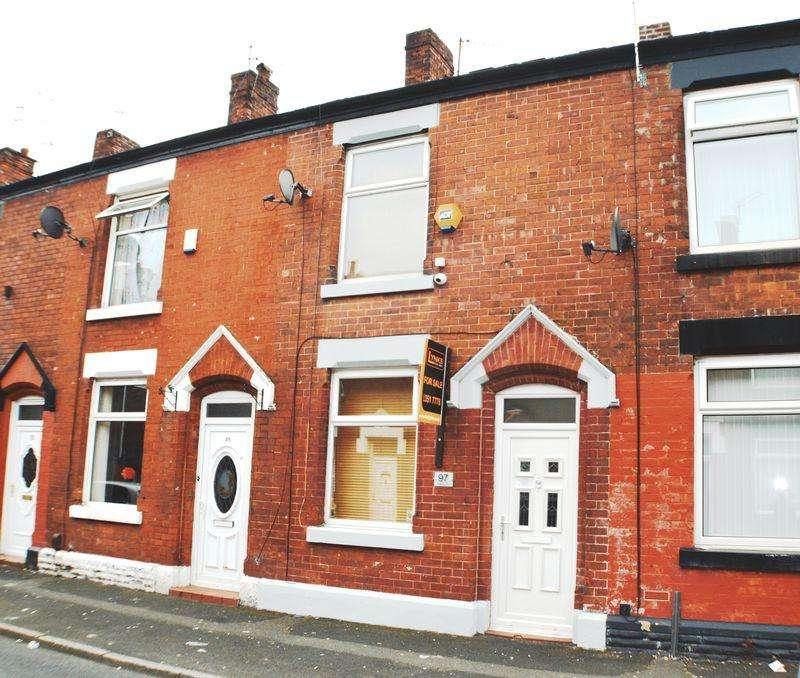 2 Bedrooms Terraced House for sale in Minto Street, Ashton-Under-Lyne