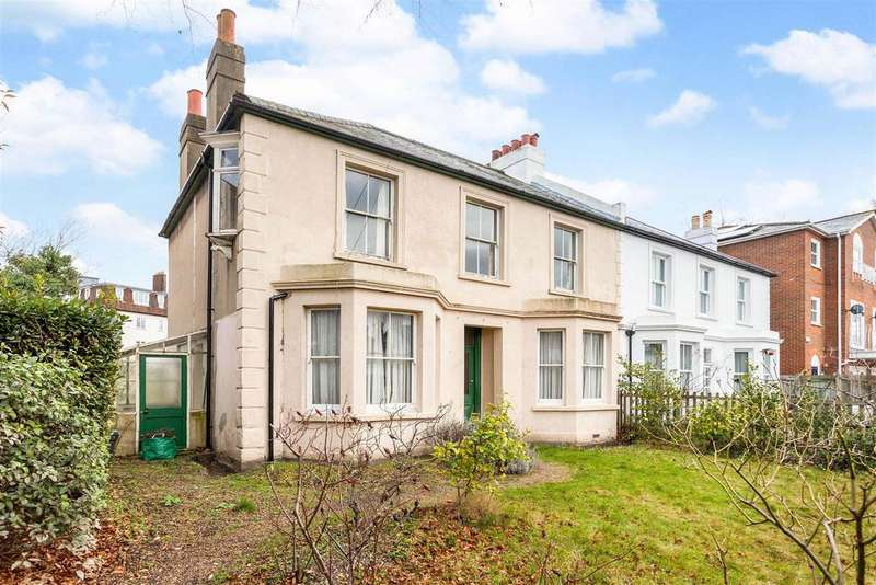 4 Bedrooms Semi Detached House for sale in Richmond Road, West Wimbledon, SW20