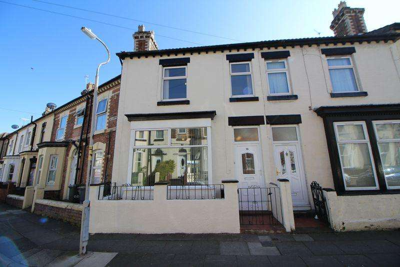 3 Bedrooms Terraced House for sale in Allerton Road, Birkenhead