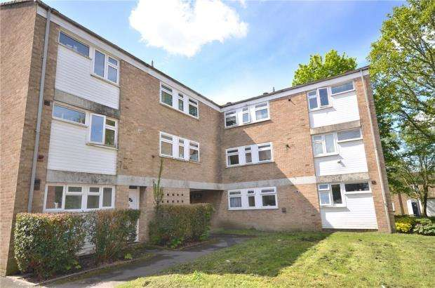 2 Bedrooms Apartment Flat for sale in Holbeck, Bracknell, Berkshire