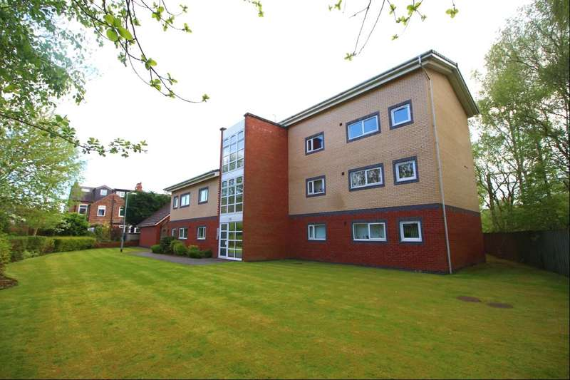 2 Bedrooms Flat for sale in Wharf Road, Sale, M33