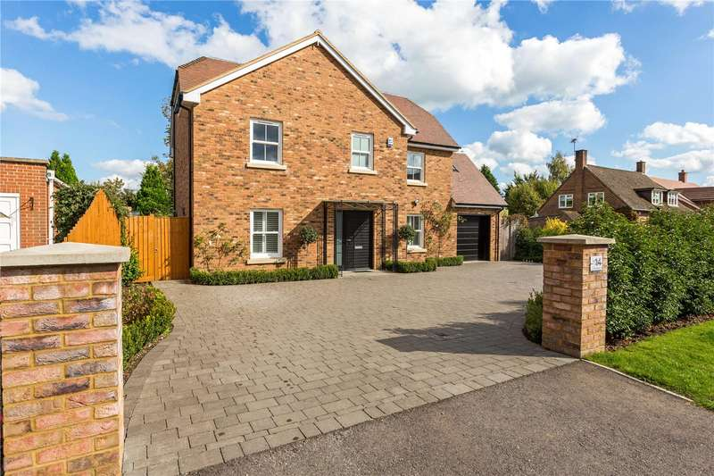 6 Bedrooms Detached House for sale in Woodside Avenue, Beaconsfield, HP9