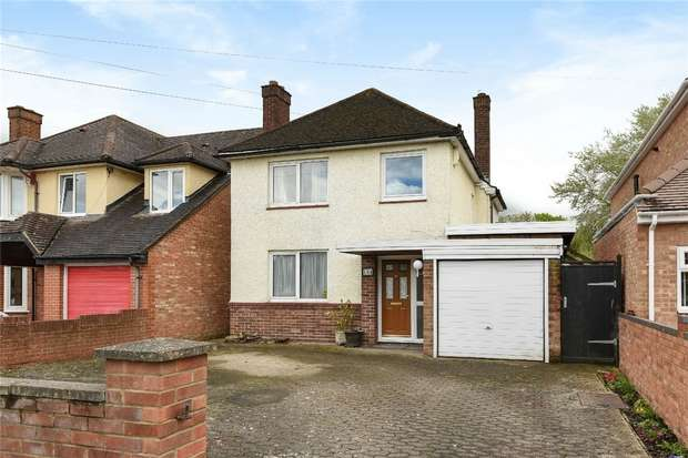 3 Bedrooms Detached House for sale in Honey Hill Road, Bedford