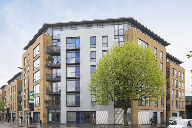 2 Bedrooms Flat for sale in Cordwainer House, 43 Mare Street, London, E8