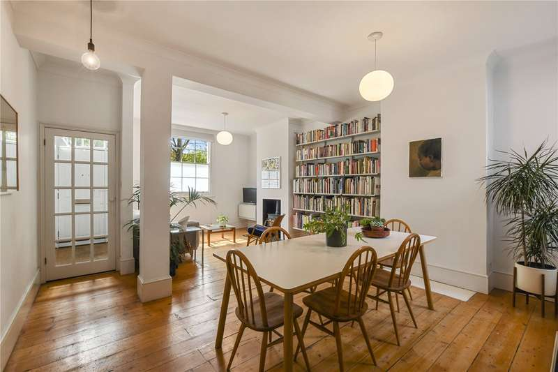 3 Bedrooms Terraced House for sale in Derbyshire Street, London, E2