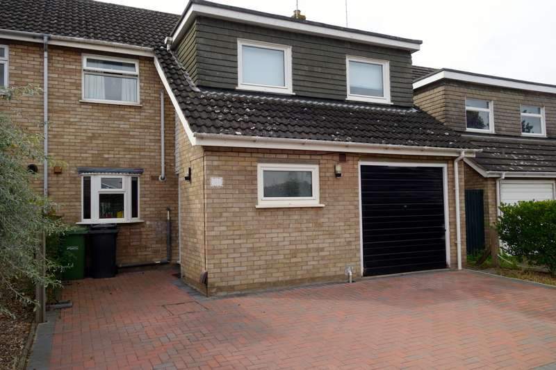 4 Bedrooms Semi Detached House for sale in Fairmead Way, Peterborough, PE3