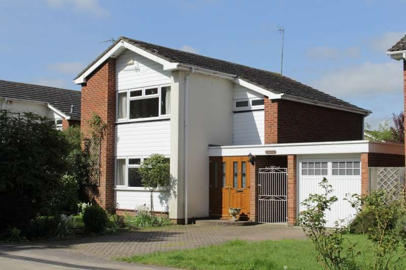 3 Bedrooms Detached House for sale in Pangbourne, Reading, RG8