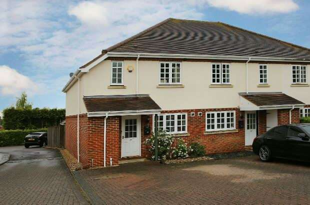 3 Bedrooms End Of Terrace House for sale in Pursers Farm, Spencers Wood