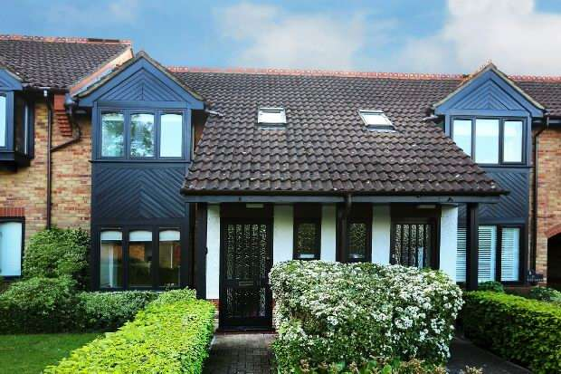 3 Bedrooms Terraced House for sale in Stanbury Gate, Spencers Wood