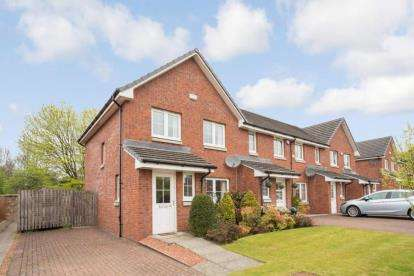 3 Bedrooms End Of Terrace House for sale in Springfield Gardens, Glasgow