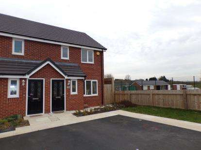 3 Bedrooms Semi Detached House for sale in Manse Gardens, Wigan, Greater Manchester, ., WN3