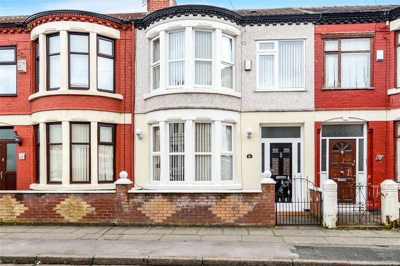 3 Bedrooms Terraced House for sale in Palladio Road, Liverpool, Merseyside, L13