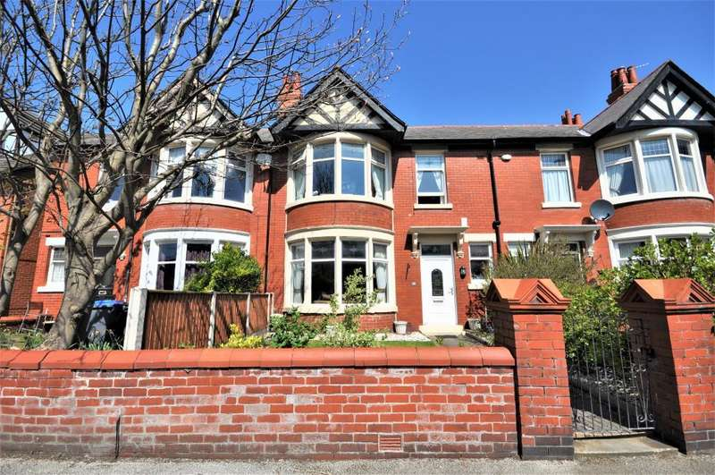 4 Bedrooms Terraced House for sale in Horncliffe Road, Blackpool, Lancashire, FY4 1LJ