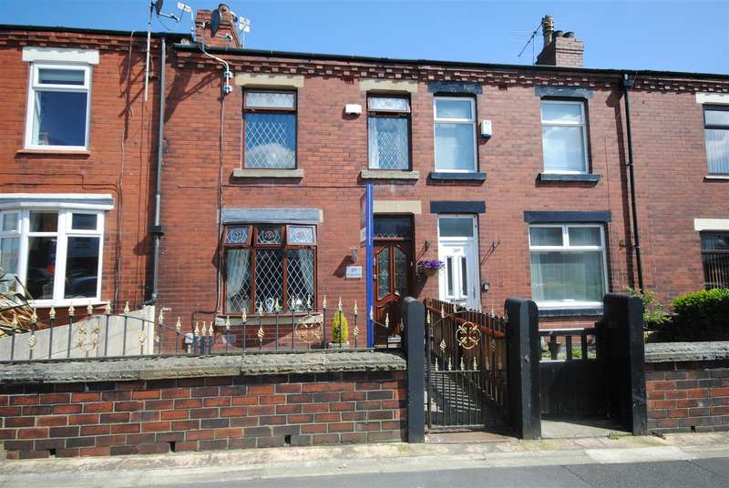 3 Bedrooms Terraced House for sale in Barnsley Street, Springfield, Wigan