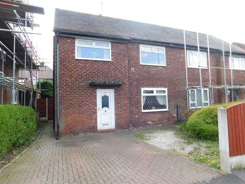 3 Bedrooms Semi Detached House for sale in Bridge Avenue, Woodley, Stockport