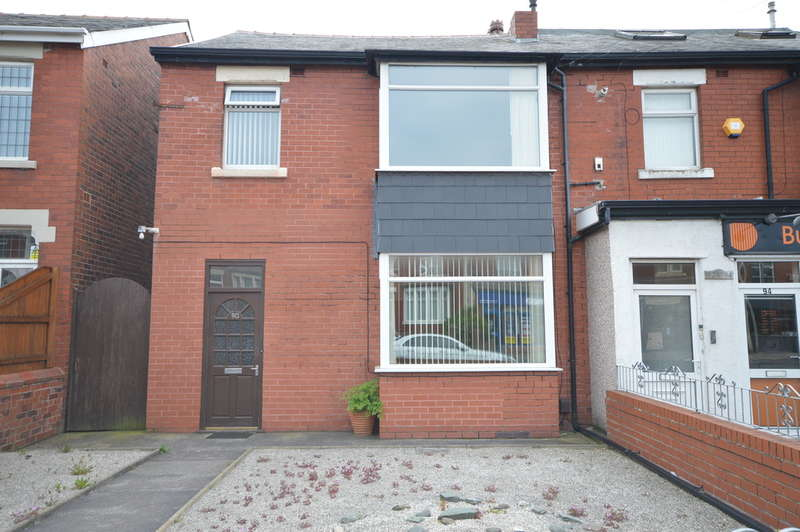3 Bedrooms End Of Terrace House for sale in Vicarage Lane, Marton