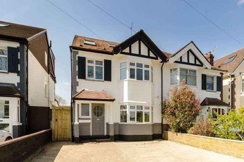 4 Bedrooms House for sale in King Charles Road, Surbiton, KT5