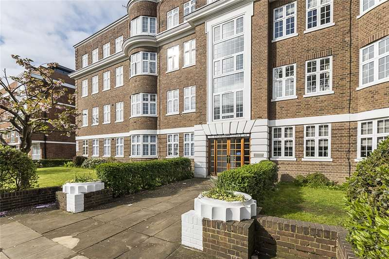 2 Bedrooms Flat for sale in Wimbledon Close, The Downs, London, SW20