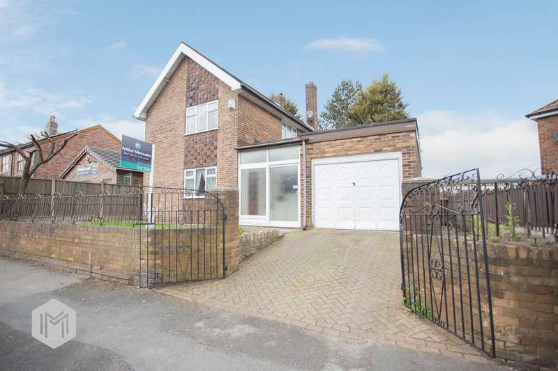 3 Bedrooms Detached House for sale in Marsh Green, Wigan, WN5