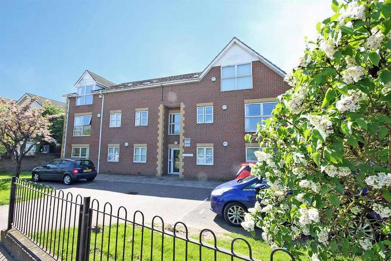 2 Bedrooms Flat for sale in Cardington Rd, Bedford