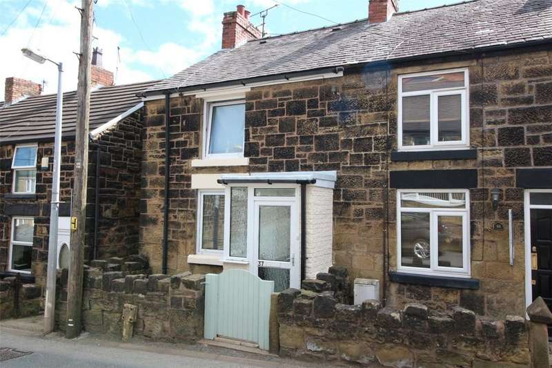 2 Bedrooms End Of Terrace House for sale in Victoria Road, Brynteg, Wrexham, LL11